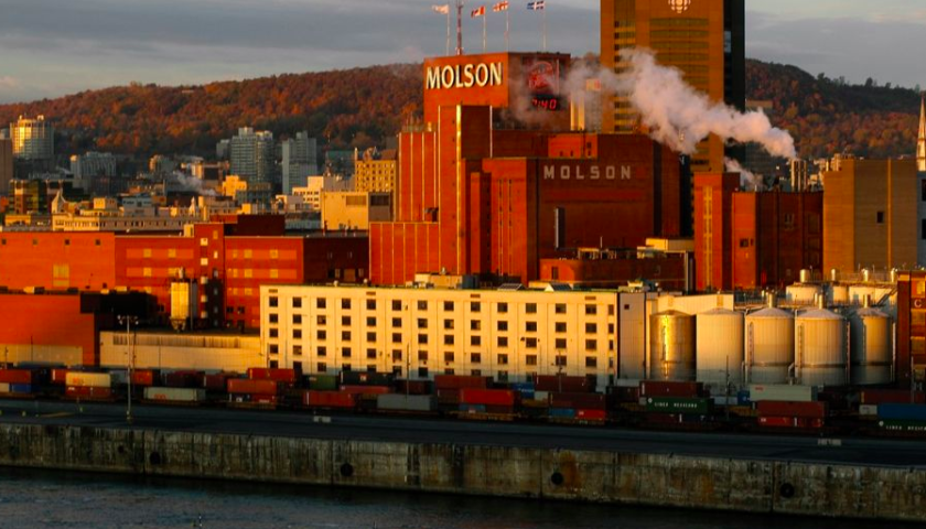 Molson Coors leaving Montreal to build brewery in south-shore city of Longueuil