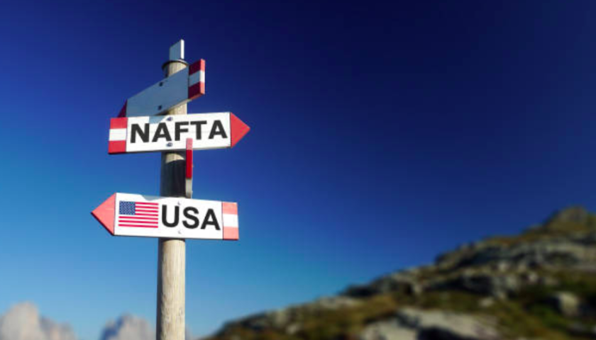 End of NAFTA would trim 0.55 per cent off Canada's economy, report finds