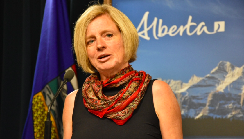 'Overreaching extensively:' Notley wants Trans Mountain delays dealt with