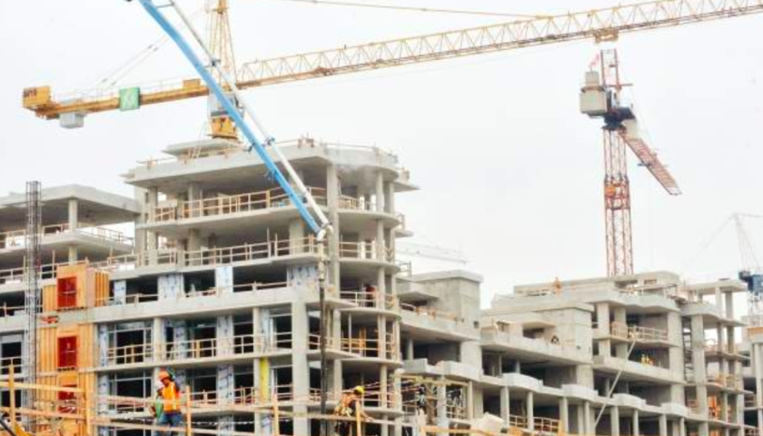 Housing starts tick higher in October as starts of multi-unit projects climb