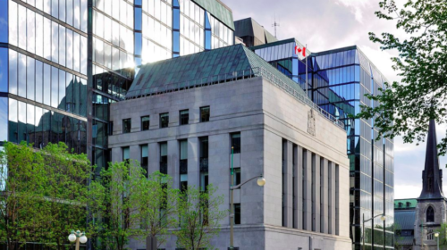 Bank of Canada holds interest rate, warns economy's resilience to be 'tested'
