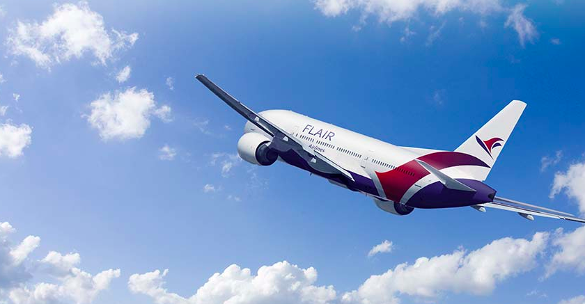 Flair Airlines tinkering with ultra low cost model by eliminating carry-on fee