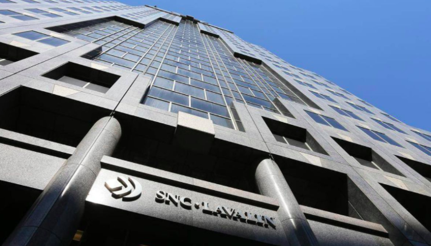 SNC-Lavalin Group reports $120.7M Q3 profit, up from $103.6M a year ago