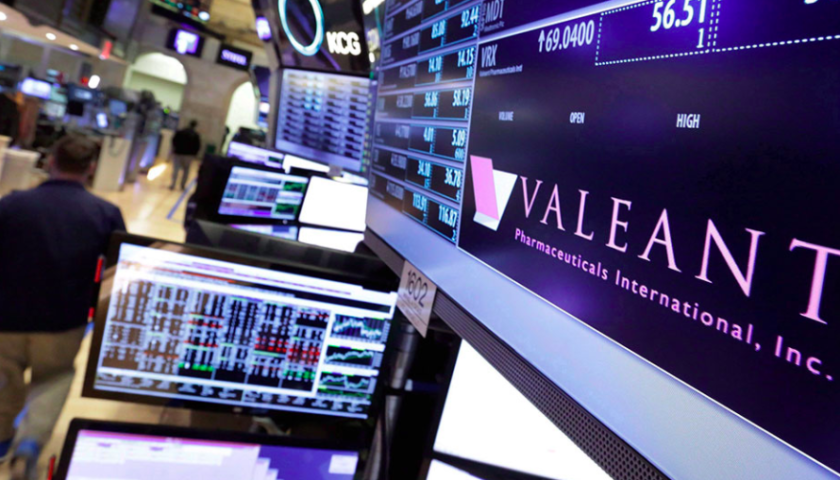 Valeant moving on from troubled past with name change to Bausch Health Companies