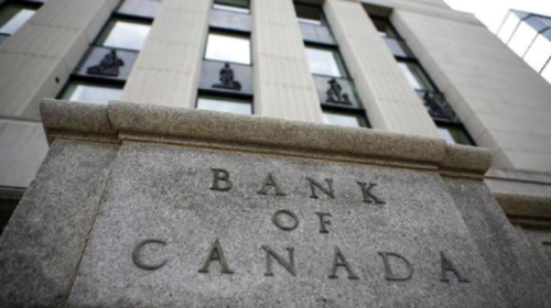 Higher public debt has helped slow build-up of household debt: Bank of Canada