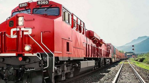 CP Rail says it moved record shipments of grain and biofuels in October