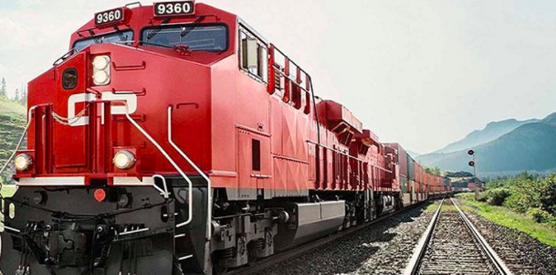 CP Rail rakes in record second-quarter revenue as traffic increases