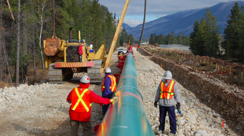 Kinder Morgan CEO says there's a 'seller's market' for remaining Canadian assets