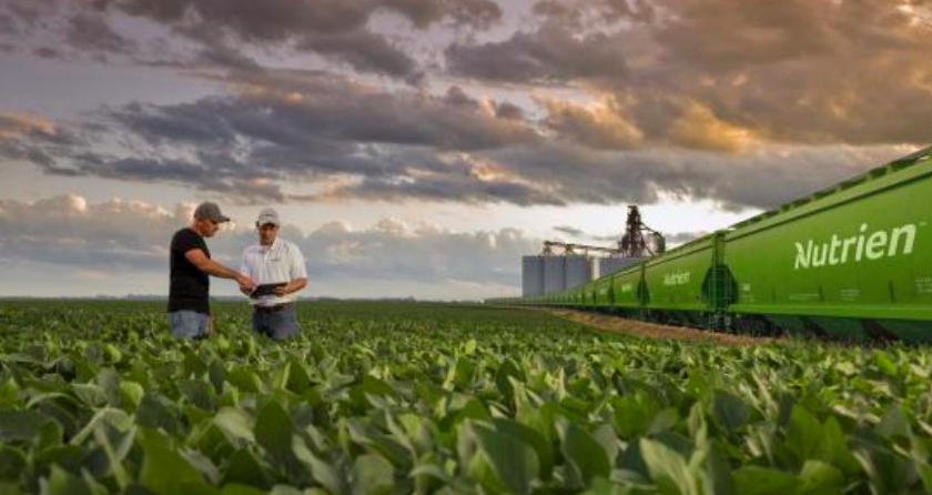 Nutrien blames late spring, rail delivery woes for $1M Q1 net loss