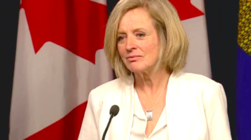 Notley says B.C. will face consequences over plan to ban increased oil shipments