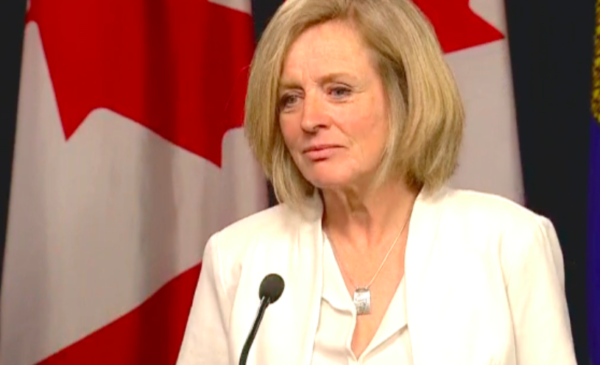 Notley kicks off election Day 2 with vow to add value to Alberta's oil and gas