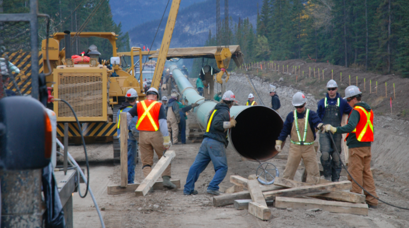 Wait until Trans Mountain pipe built before buying in, Indigenous investors told