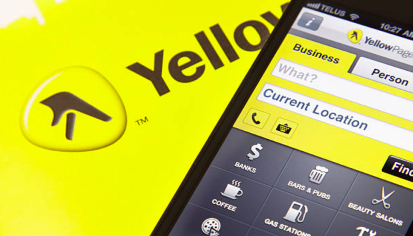 Yellow Pages Ltd. cutting 18 per cent of employees, roughly 500 jobs