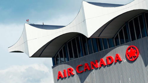 Air Canada reports first-quarter profit, operating revenue climbs higher
