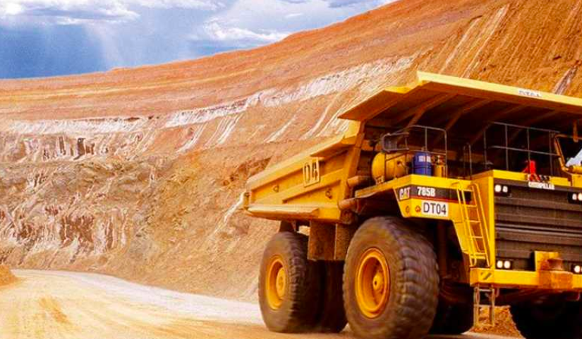 Barrick Gold produced 1.16 million ounces of gold in third quarter