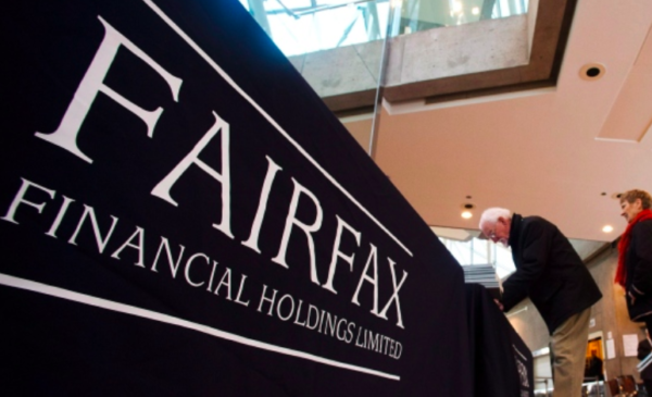 Fairfax Financial Q2 profits drop as first half COVID losses near US$400 million