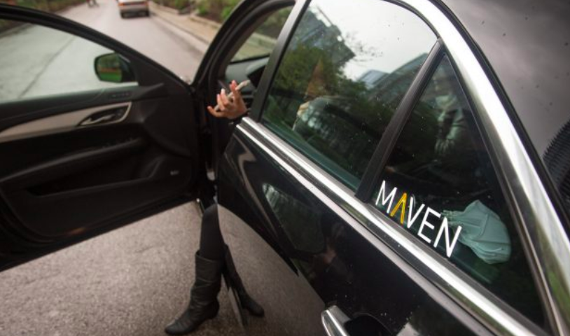 GM brings Maven car-sharing startup to Toronto, aims for millennial generation
