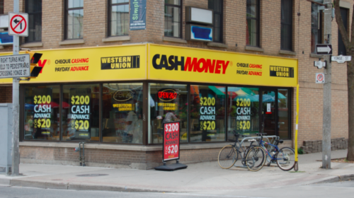 Toronto is latest Canadian city to crackdown on payday lending outlets