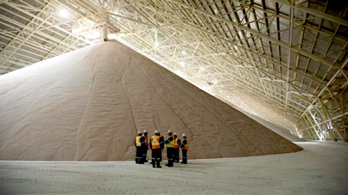 Nutrien to focus on Saskatchewan for potash, writes off east coast facility