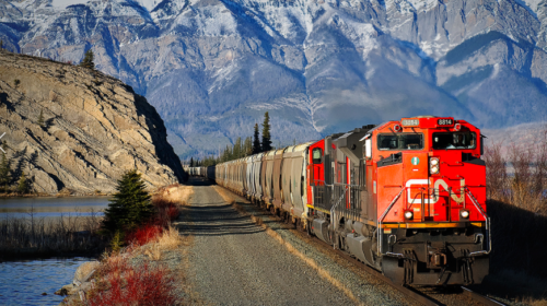 CN sets new record for Canadian grain movement for the fourteenth consecutive month