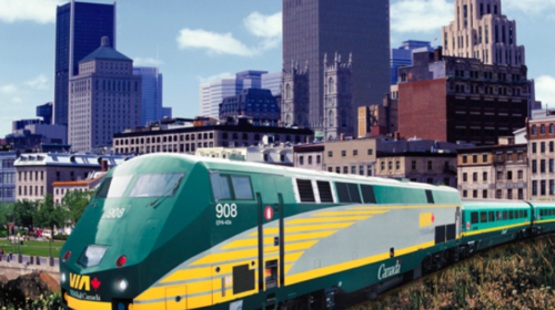 Via Rail to launch process to buy new trains with federal funding announcement