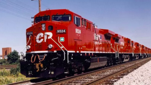 Canada's two largest railways move record grain in June,  second quarter