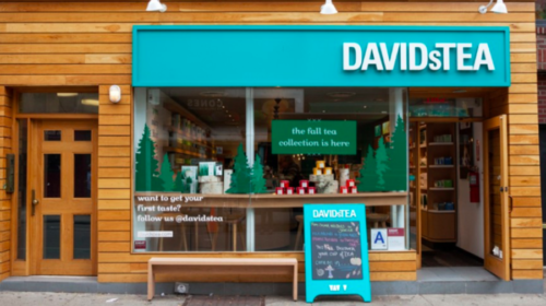 DavidsTea requests court protection while it negotiates with landlords