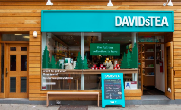 DavidsTea director Roland Walton resigns from board