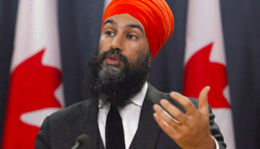 NDP's fiscal vows for 2019 election to reflect forthcoming 'tax gap' report
