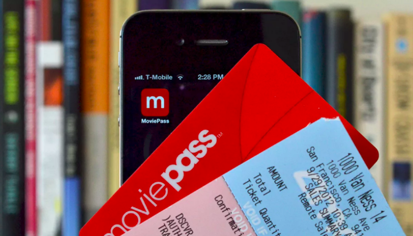 Discount ticket service MoviePass raises prices by 50 pct