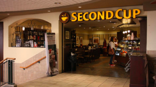 Second Cup to close more stores and pilot gas station drive-thrus