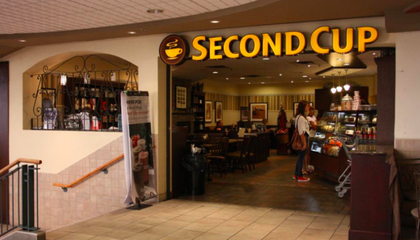 Second Cup sets its sight on converting some coffee shops into pot dispensaries