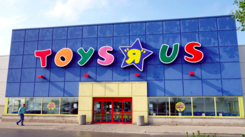 Spin Master reports earnings drop as it feels impact of U.S. toy store closures