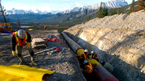 Business leaders welcome pipeline approval but fear it may not be completed