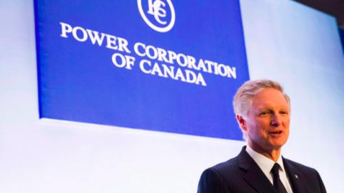 Power Corp. third-quarter profits attributable to shareholders surge to $505 million