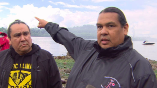 Two B.C. Indigenous leaders plan to speak at Kinder Morgan pipeline AGM