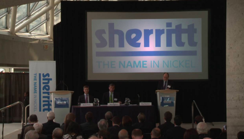 Sherritt International CEO David Pathe stepping down after completing restructuring