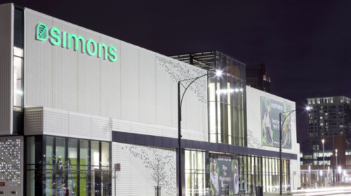 Simons takes on outside investors as it looks to build new distribution centre