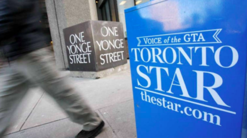 Torstar Corp. reports fourth-quarter profit, boosted by one-time gains