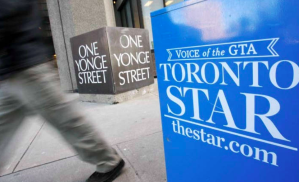 Torstar buyer says Canso picked to provide financing because of media experience