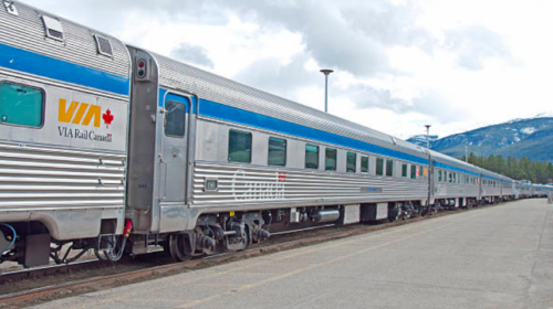 Via Rail lays off 1,000 employees temporarily as blockades drag on