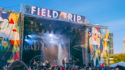 Strain relations: Cannabis companies tread carefully at music festivals