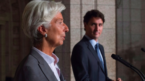 External risks more acute for Canada than in the recent past: IMF