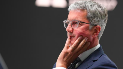 Audi CEO detained in diesel emissions case
