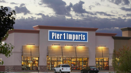 Pier 1 Imports closing 6 stores in Canada as of August 4