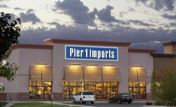 Pier 1 files for bankruptcy protection, closing all Canadian stores