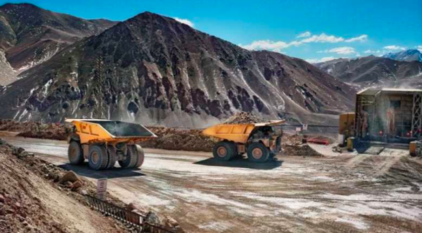 Barrick Gold reports third-quarter profit up from year ago, raises dividend