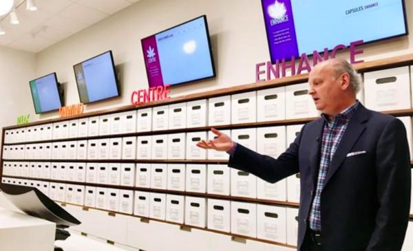 NSLC president offers glimpse inside Nova Scotia's 'unique' cannabis stores