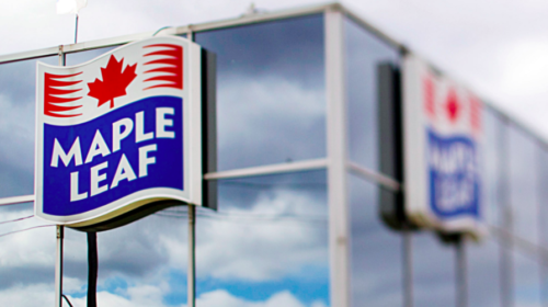 Maple Leaf Foods Inc. reports Q3 profit down from year ago, sales up