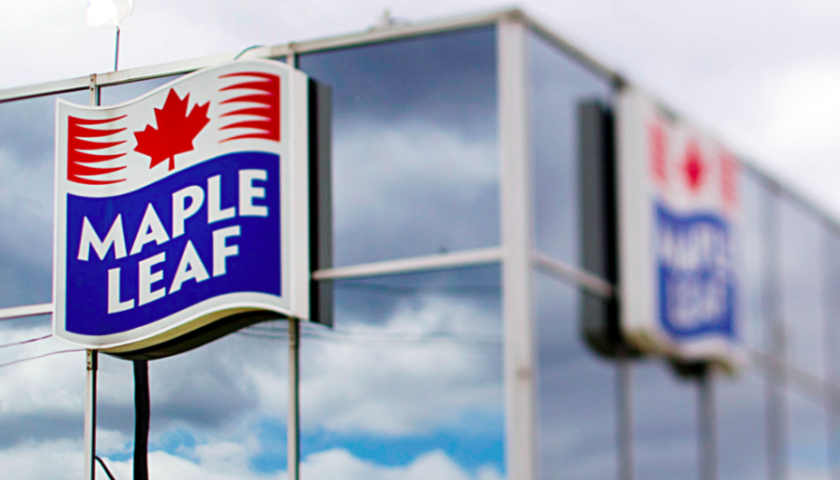 Maple Leaf Foods Q2 sales, profit fall amid brand relaunch, lower pork prices